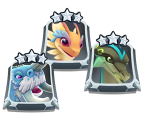 Adult Dragon Icons