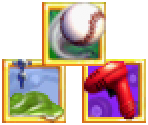 Item Roulette Icons