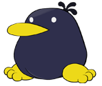 Raphael the Raven (Paper Mario-Style)