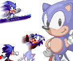 Sonic (Sonic 1 Style) (Expanded)