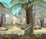 Desert (Forest, Wall)