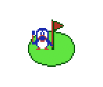 Penguin Golf Game