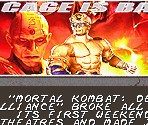 Johnny Cage's Ending