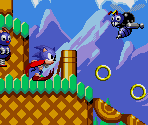 Bridge Zone (Sonic Genesis-Style)