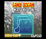 Sand Ocean - Key Break
