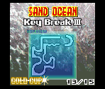 Sand Ocean - Key Break III