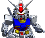 RX-78/2 Gundam (First Launch)