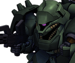 Geara Doga (Commander Type)
