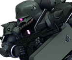 Geara Zulu (Guard Type)