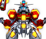Hot Scramble Gundam (2/3)