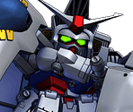Gundam GP02 (MLRS Type)