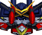 Halphas Gundam - Phoenix Gundam (Power Unleashed)