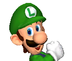 Luigi Icons: Solo Mode Menu