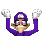 Waluigi Icons: Solo Mode Menu