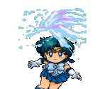 Sailor Mercury Attack