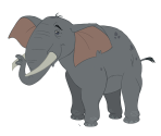 Zito the Elephant