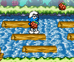 The Smurf River Crossing