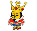 King Sammer (Paper Mario Style)