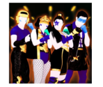 Song Icons (Just Dance Mode)