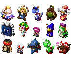 Non-Playable Characters