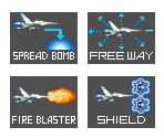 Weapon Array Select