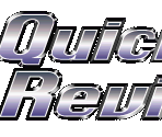 Quick Review Title Screen
