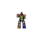 Dragonzord Fighting Mode