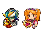 Gadget and Transformation Icons