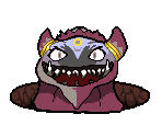 #720 Hoopa (Unbound Form, The Binding of Isaac-Style)