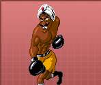 Great Tiger (Super Punch Out Style)