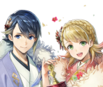 Alfonse & Sharena (Renewed Spirit)