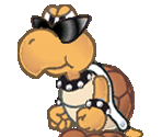 Early Koopa Troopa