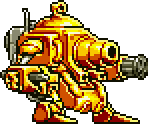 Golden Slug Gunner