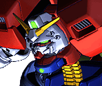 Devil Gundam (First Form)