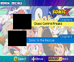 Menu Backgrounds & Title Screen