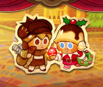 Chestnut Cookie & Pudding Cookie