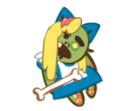Zombie Cookie (Creepy Cute)