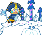Snow Sugar Cookie (Clumsy Jiangshi)