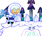 Snow Sugar Cookie (Aurora Cloak)