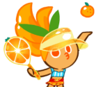 Orange Cookie (Sun-kissed Summer)