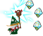 Wizard Cookie (Holiday Wizard)