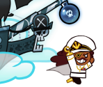 Pirate Cookie (Sea Overlord)