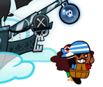 Pirate Cookie (Pop-up Barrel)