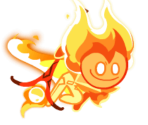 Fire Spirit Cookie (Lord of Flame)