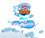 Soda Cookie (Snow Surfer)