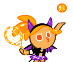 Orange Cookie (Demoness)