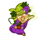 Herb Cookie (God of Grape Juice)