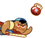 Muscle Cookie (Warrior Tyke)