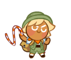 Adventurer Cookie (Explorer Tyke)
