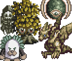 Overworld Monsters
